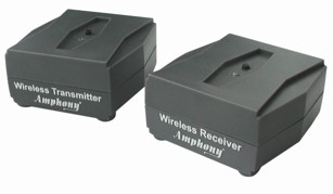 wireless subwoofer kit